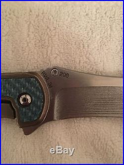 Custom Norseman Knife From Grimsmo Brothers