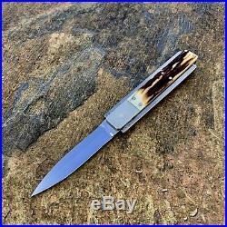 Custom, PAT CRAWFORD, Knife, Knives