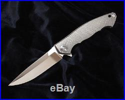 Custom Shirogorov Coordinal Sinkevich ZDP189 MRBS Best Russian Knives NIB