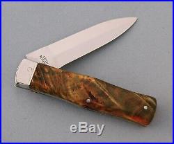 Custom folding/pocket/outdoor knife Predator by Mikov