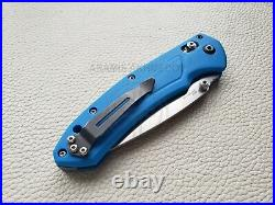 Custom scales for Benchmade 560 freek. Model Freak (Sold Only Scales)