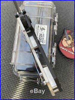 DWAINE CARRILLO M250 COBRA With BUTTON LOCK