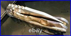 Dalibor Bergam Draco custom folder knife