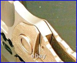 Dalibor Bergam Regulus knife