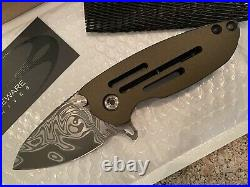 Direware Hyper-90 H-90 Custom Knife Thick Slabs