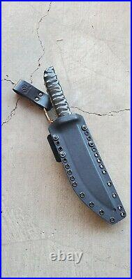 Duane dwyer 1 Off Fixed Blade