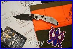 Duene Dwyer CD-1 Custom Knife BBN-M, Strider Knives DDC DCG (PD-1, SnG, SMF)