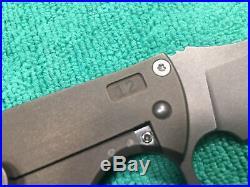 Ferrum Forge Archon Custom Folding Knife