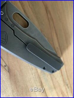 Ferrum Forge/DSK Tactical Diamondback, #20, in CPM-154 Steel, Used