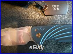 Ferrum Forge (FFKW) FORTIS Knife
