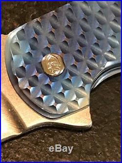 Grimsmo Norseman #342 Flame Blue Anodized