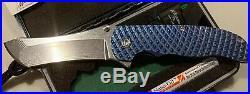 Grimsmo Norseman #926 Blue Diamond Pattern