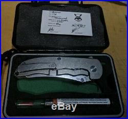 Grimsmo noresman knife used withbox