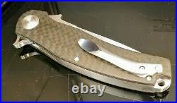 Kansei Matsuno Custom Flipper Titanium & Carbon Fiber