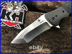 Kirby Lambert SNAP MGT Custom Made Knife Never Used Epic
