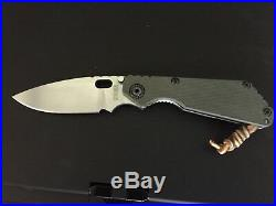 Knives Strider SNG Custom Folder Knife