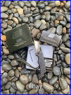 Koch Tools Utilizer Utility Folding Knife by SpectrumEnergetics Copper NEW