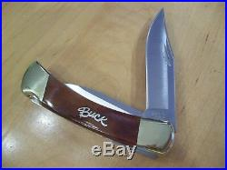 LIMITED EDITION BUCK KNIFE 110 / 112 FOLDING HUNTER 1 of 750 Sold Out Quickly