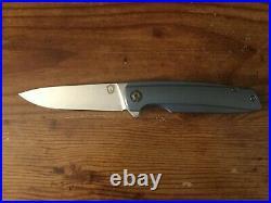 Lightly Used Rare Discontinued Holt Bladeworks Specter V3 #629 CPM20CV