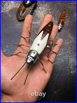 M390 Blade Folding Knife Tactical Survival Ceramic Ball Bearing Dagger Rescue