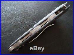 MICROTECH Marfione FULL Custom Whale Shark tactical folder folding knife