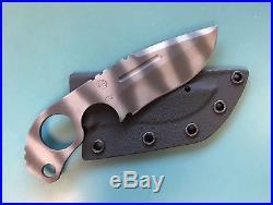 MSC Mick Strider SLCC Tactical Knife Prometheus Design Werx PDW TAD Gear