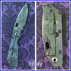 MSC Strider Knives Prometheus Design Werx PDW Trident HC SmF Knife Sold Out