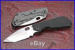 MSC Strider SnG Hybrid GG Gunner Grip, Tanto, Knife Stonewashed, Brand New