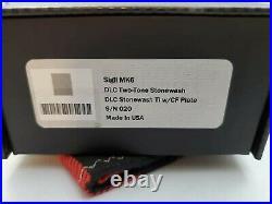 Marfione Sigil MK6 Custom DLC Bronze Hardware
