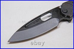 Medford Knife Infraction with S35-VN and Titanium handles (Gun Laser Grip) (130)