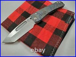 Medford Knife Slim Midi Marauder Tanto Torched