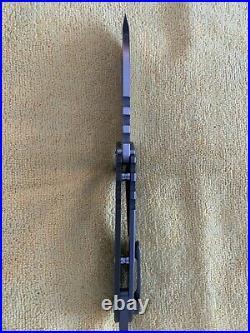 Medford Knife & Tool Praetorian G Drop point OD Green