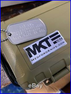 Medford knife infraction