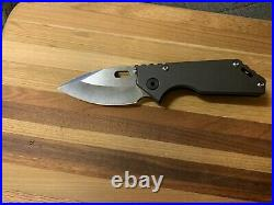 Mick Strider. 75AR Knife- Purchased February 2020