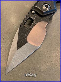 Mick Strider Custom STUB Tanto, Strider Knives, Strider Knife, Best Price 1675