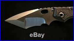 Mick Strider Custom XL Tanto Folding Knife