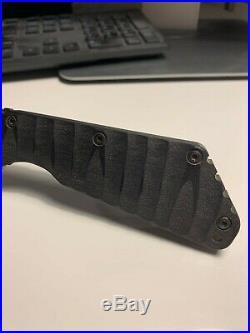 Mick Strider Custom XL folding knife
