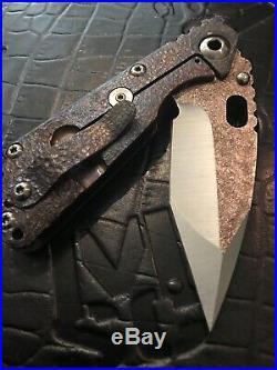 Mick Strider MSC Custom SnG. Strider Knife