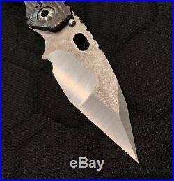 Mick Strider SMF, Best Price Is $1750 Msc SMF Tanto, Strider Knives, Groot SmF