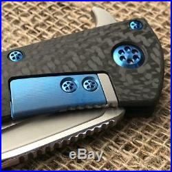 Microtech Marfione Closer CF Elmax extremely rare knife