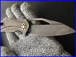 Microtech Marfione Custom Mini Matrix R 004