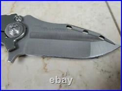 Mikkel willumsen maddox custom tactical knife
