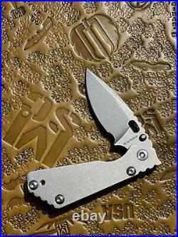 NEW Strider PT Gen-3 Strider Knives Mick Strider Knife