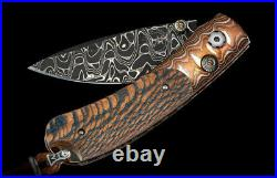 New William Henry Kestrel Jigsaw Limited Edition Knife B09 JIGSAW