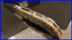 Olamic Cutlery Titanium Wayfarer 247 with M390