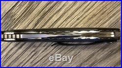 Olamic Wayfarer Custom 4 CTS-B75P Full Vine Filework, Carbon Fiber Clip