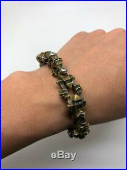 Old school rare Steel Flame darkness bracelet