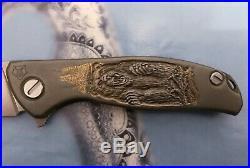 Original knife shirogorov f95