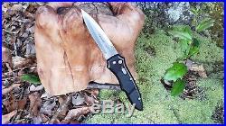 Paragon COBRA Knife Harold Corby Custom Series assisted folding pocket knife