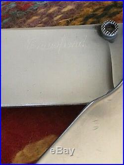 Pat Crawford Custom Assassin Knife LARGE FOLDER Awesome